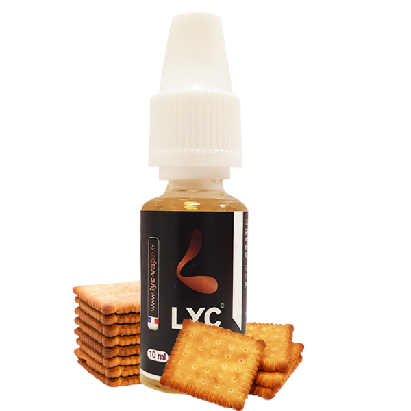 E-LIQUIDE BISCUIT by LYC LAB