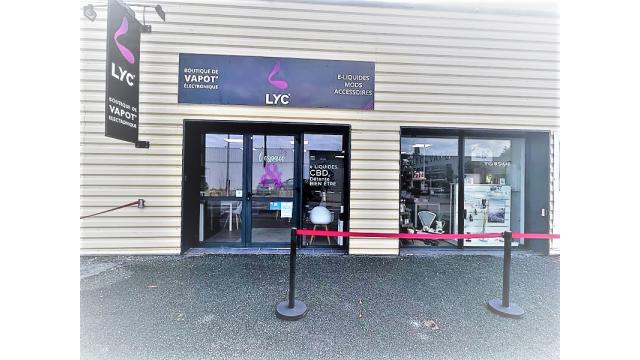 LYC VAPE EYMET